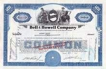 Bell and Howell Company