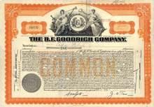 B.F. Goodrich Company 1934