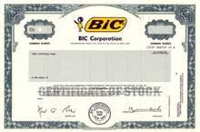 BIC Pen Corporation
