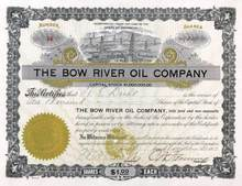 Bow River Oil Company 1917 - Colorado