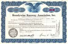 Brandywine Raceway Association, Inc. ( NASCAR Dover Downs )