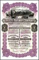 Brazil Railway Company 1911