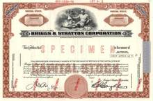 Briggs & Stratton Corporation