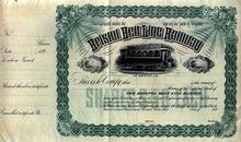 Bristol Belt Line Railway 1890's - Virginia