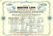 British Lion Film Corporation 1946