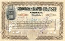 Brooklyn Rapid Transit Company 1914