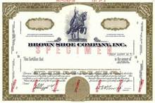 Brown Shoe Company, Inc. ( Famous Buster Brown Shoe Maker )