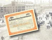 Buckeye Steel Castings Company 1930's - Bush Family Company