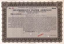 By = Products Paper Company