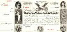Cape Ann National Bank of Gloucester - Massachusetts