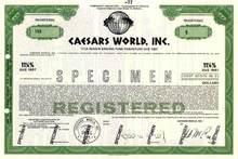 Caesars World, Inc. ( Famous Las Vegas Hotel )