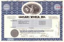 Caesars World, Inc. - Florida 1980 - Las Vegas Hotel