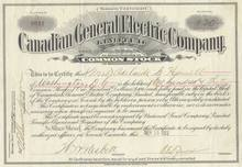 Canadian General Electric Company 1922
