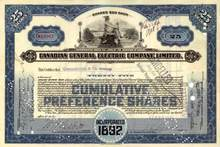 Canadian General Electric Company, Limited