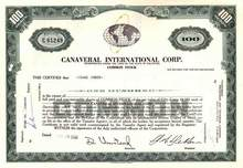 Canaveral International Corp. ( Madison Group Associates )