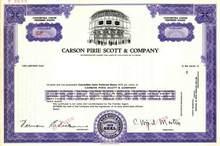 Carson Pirie Scott & Company