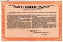 Century Distilling Company