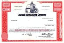 Central Illinois Light Company