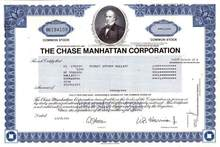 Chase Manhattan Corporation ( Now JP Morgan Chase )