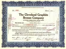 Cleveland Graphite Bronze Company 1929