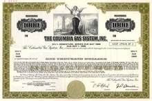Columbia Gas System, Inc.