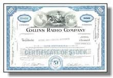 Collins Radio 1960s - 1970s