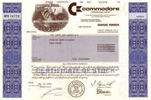 Commodore International Limited