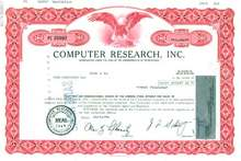 Computer Research, Inc.