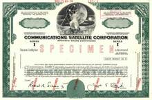 Communications Satellite Corporation ( Comsat )