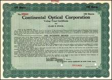 Continental Optical Corporation