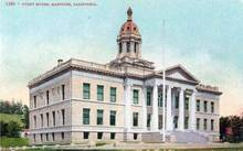 Court House, Martinez, California Postcard