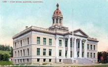 Court House, Martinez, California Postcard