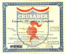 Crusader Oil and Gas Company