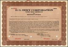 D.G. Dery Corporation ( Silk Manufacturer )