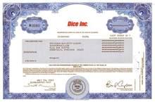 Dice Inc.