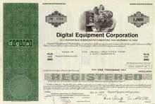Digital Equipment Corporation - DEC ( Pre Compaq) - 1970's - Old Computer Vignette