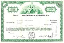 Digital Technology Corporation 1974