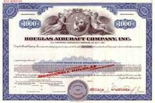 Douglas Aircraft Company ( Became McDonnell Douglas )