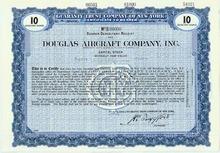 Douglas Aircraft Company Specimen - RARE