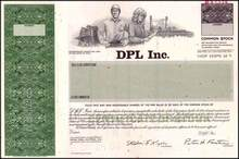 DPL Inc. ( Dayton Power & Light Company ) 1986 - Ohio