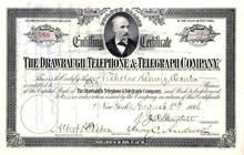 Drawbaugh Telephone & Telegraph Company 1896