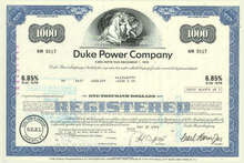 Duke Power Company - Mother Child Vignette - Company Under Investigation