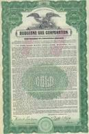 Duquesne Gas Corporation Gold Bond 1930