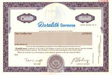 Duralith Corporation