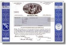 Dynegy Inc. - Charles L. Watson as Chairman