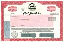 Earl Scheib, Inc - Famous Car Paint Company