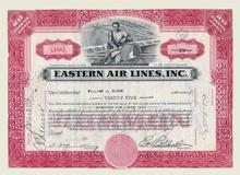 Eastern Air Lines 1939 - Eddie Rickenbacker
