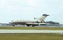 Eastern Airlines postcard Boeing 727