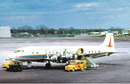Eastern Airlines postcard DC-7