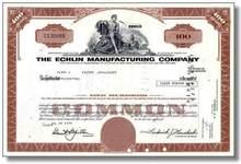 Echlin Manufacturing Company - Auto Parts Company